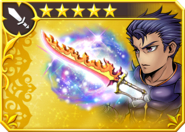 DFFOO Flame Sword (II)