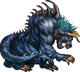 Dark Behemoth in Final Fantasy II (PSP).
