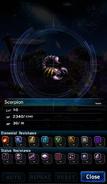 FFBE Scorpion Analyze 2