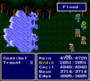 FFIV SNES Flood