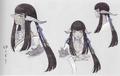 FFXIV HW Yugiri portrait concept