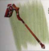 Flame Staff FFIX