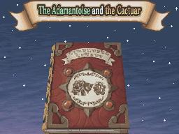 The Adamantoise and the Cactuar