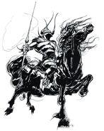 Amano Death Rider FFII