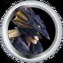 Lance de Chevalier Dragon