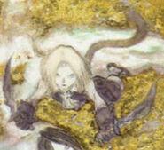 Dissidia Zidane from Cosmos Artwork