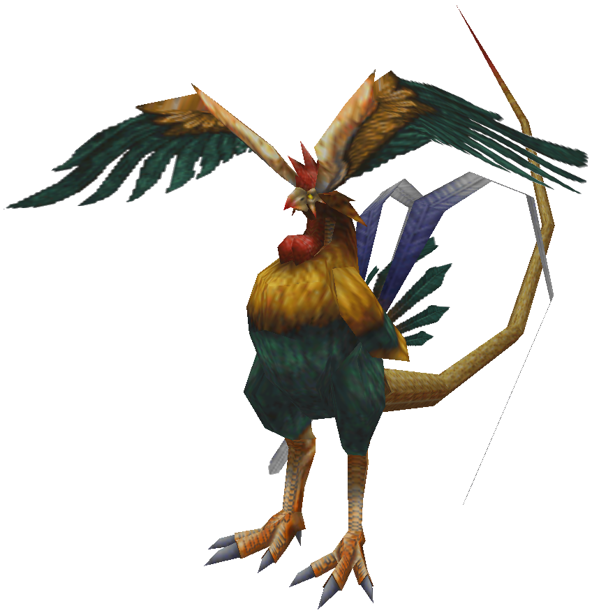 Cockatrice (Final Fantasy VIII)