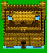 FFIII Argass Castle NES