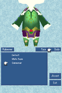 FFIVDS Whyt Summoner Outfit