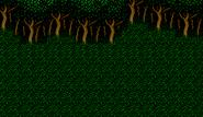FFIV Battle Background Forest SNES