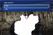 FFVI PC Yeti's Cave Opening
