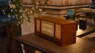 Radio in Maagho in FFXV