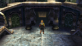 FFX HD Kilika Temple Entrance