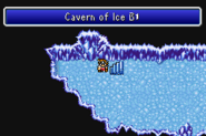 FF Cavern of Ice GBA