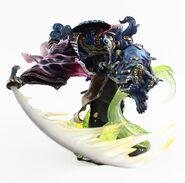 Heretic Yojimbo by Master Creatures