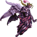 Kefka in god form.