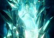 Lucrecia-inside crystal