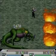VIIBC Dragon Attack