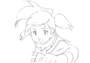 Ai sketch 10 for Final Fantasy Unlimited