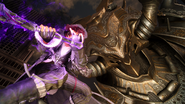 Ardyn versus Old Wall FFXV Episode Ardyn