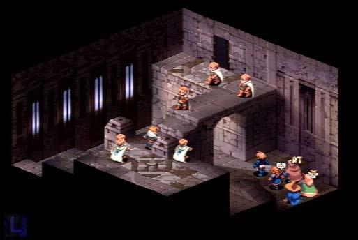 Final Fantasy Tactics/Catuse/Mosfungus
