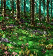 FFBE Vibrant Forest BG
