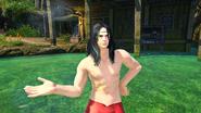 FFXIV Karasu Swimsuit