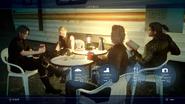 Hammerhead caravan in Chapter 14 from FFXV
