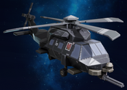 Helicopter Fort Condor unit from FFVIIR INTERmission