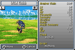 Bestiary (Final Fantasy V)