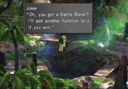 CC Joker upgrades the Battle Meter from FFVIII Remastered