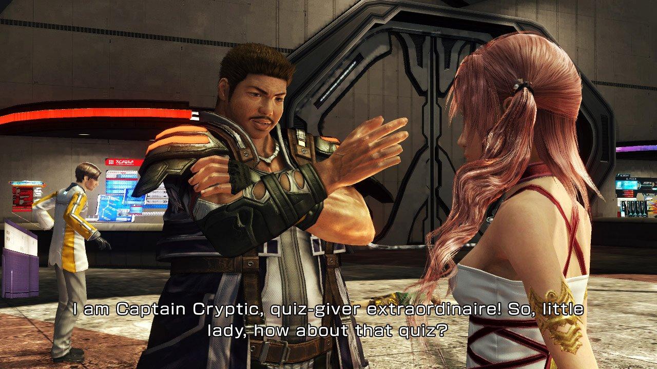 Captain Cryptic's Confounding Quiz