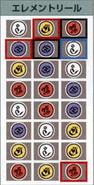 Elemental-reels