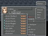 FFIX Status Screen 3