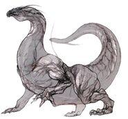 Hydra FFXI Art