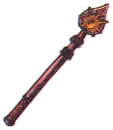 Light Staff FFIII Art