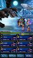 Shinryu Celestia - FF Brave Exvius -in battle