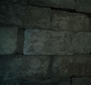 Steyliff Grove Menace wall symbols from FFXV