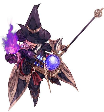 Occultiste/Final Fantasy XIV