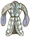 White Robe FFIII Art