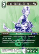 Capricious Thief 2-059C from FFTCG Opus