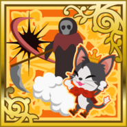 FFAB Game Over - Cait Sith SR+