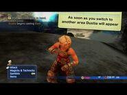 Final Fantasy XII- The Zodiac Age - Easy XP Early (Dustia Farming)