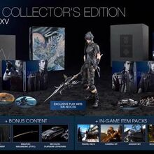 Final Fantasy XV deluxe edition and collector's edition.jpg