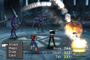 GIM52A uses Micro Missile from FFVIII Remastered