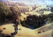 LRFFXIII Artwork - The Dead Dunes