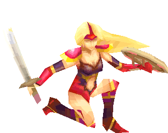 Soldieress (Final Fantasy IV 3D)