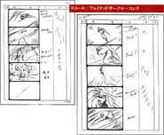 Squall Fated Circle FFVIII Storyboard