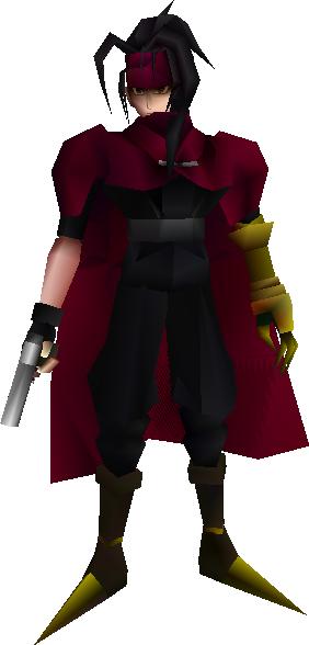 Vincent (Final Fantasy VII party member)