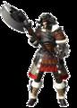 Warrior FFXIV